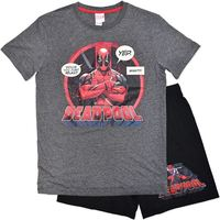 Marvel Deadpool Summer PJs (XX-Large) image