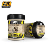 AK Acrylic Terrains Light Earth (250ml)