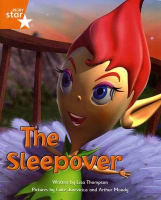 Fantastic Forest Orange Level Fiction: The Sleepover by Lisa Thompson image