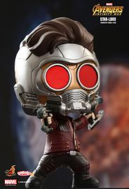 Avengers: Infinity War - Star-Lord Cosbaby Figure