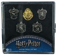 Harry Potter: House Crests - Boxed Lapel Pin Set