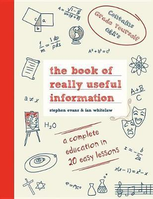 The Book of Really Useful Information by Ian Whitelaw