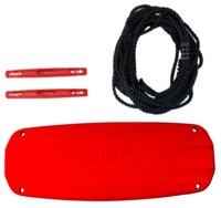 Flybar: Swurfer Kick - Red