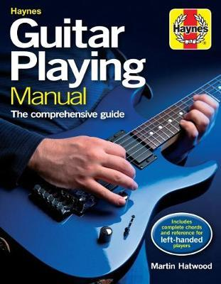 Guitar Playing Manual by Martin Hatwood image