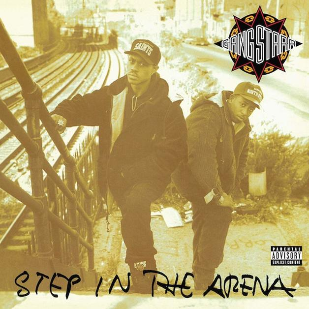 Step In The Arena by Gang Starr