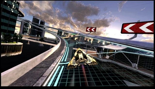 WipEout 2048 screenshots, Screenshot 4 of 7