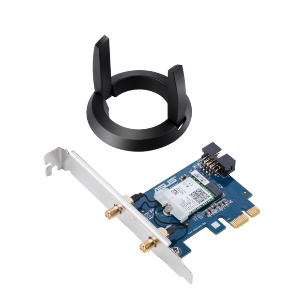 ASUS PCE-AC58BT AC2100 PCIe WiFi Adapter