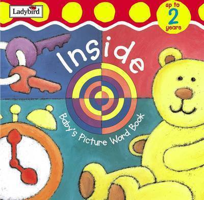Inside: Baby's Picture Word Book image