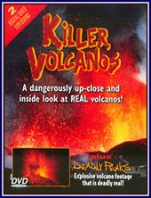 Killer Volcanoes & Deadly Peaks on DVD