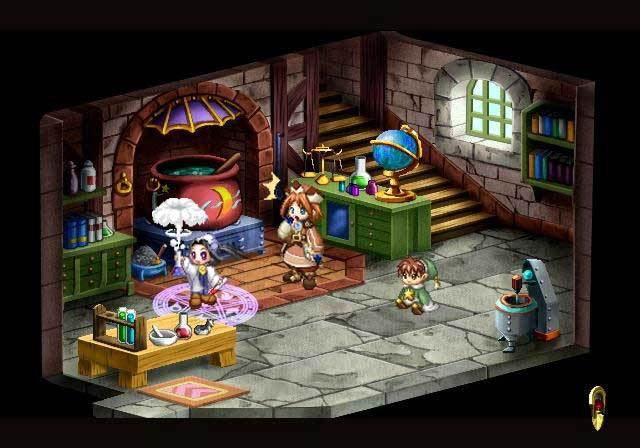 Atelier Iris 2: The Azoth of Destiny for PlayStation 2 image