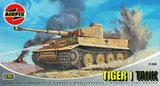 Airfix Tiger I Tank 1:76 Model Kit