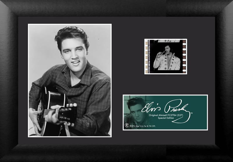 FilmCells: Mini-Cell Frame - Elvis Presley (S37) image