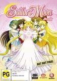 Sailor Moon - Season 1 - Part 2 (Ep 25-46) on DVD