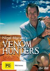 Venom Hunters on DVD