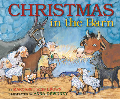 Christmas in the Barn by Margaret Wise Brown image
