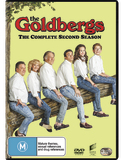 The Goldbergs - The Complete Second Season (3 Disc Set) on DVD