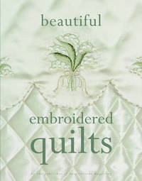 Beautiful Embroidered Quilts by Julie Graue image