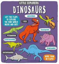 Little Explorers: Dinosaurs by Little Bee Books
