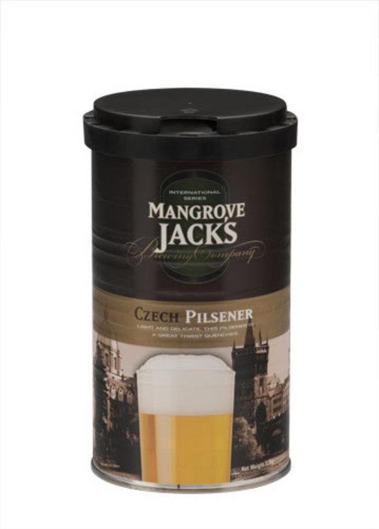 Mangrove Jack's International Czech Pilsener (1.7kg) image