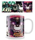 Street Fighter Mug (Rage Of Bison)