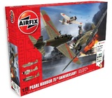 Airfix: 1/72 Pearl Harbour - 75th Anniversary Gift Set