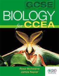 GCSE Biology for CCEA by Rose McIlwaine image