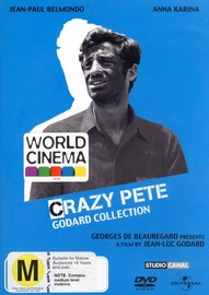 Crazy Pete (Godard Collection) on DVD image