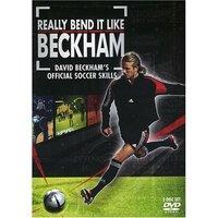 Really Bend It Like Beckham - David Beckham's Official Soccer Skills on DVD image