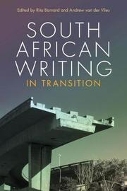 South African Writing in Transition image