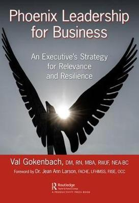 Phoenix Leadership for Business by Valentina Gokenbach image