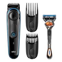 Braun: Beard Trimmer with 39 Length Step Settings (BT3040)