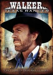 Walker, Texas Ranger - Season 1 (7 Disc Set) on DVD