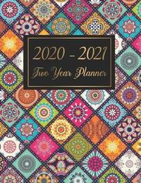 2020-2021 Two Year Planner by Graciela Murphy image