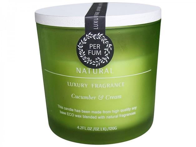 LaVida: Candle Jar - Cucumber