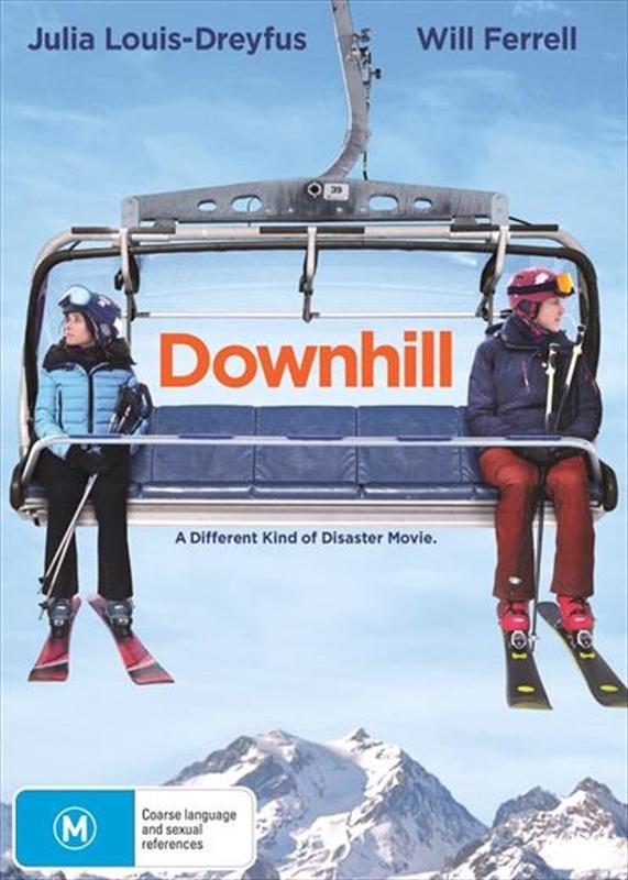 Downhill on DVD