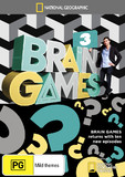 National Geographic: Brain Games 3 on DVD