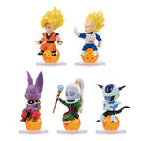 Dragon Ball Super: Chara Pucchi Mini Figure (Blind Box)