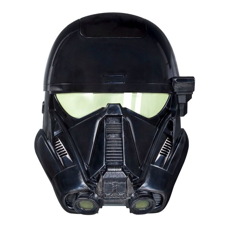 Star Wars Rogue One: Shark Trooper - Deluxe Electronic Mask image