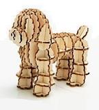 Ki-Gu-Mi: 3D Puzzle - Poodle