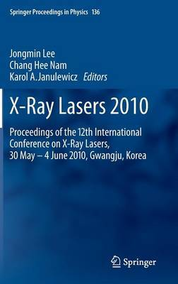 X-Ray Lasers 2010 image