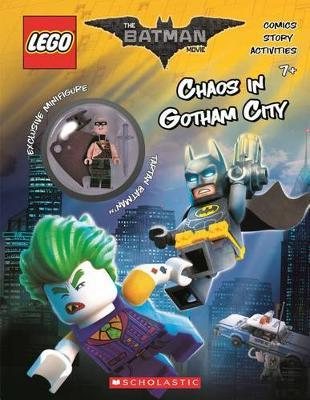 LEGO: Chao in Gotham City+ Minifigure by Ameet Studio
