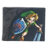Legend of Zelda Majora Link Bi-Fold Wallet