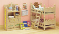 Sylvanian Families: Children's Bedroom Set