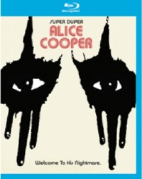 Super Duper Alice Cooper on Blu-ray
