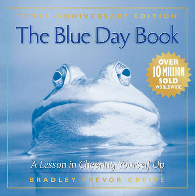 The Blue Day Book by Bradley Trevor Greive image