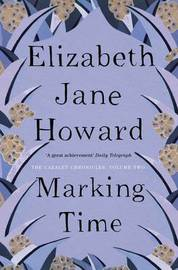 Marking Time by Elizabeth Jane Howard image