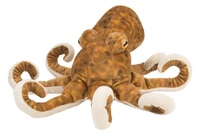 Cuddlekins: Pacific Octopus - 12 Inch Plush
