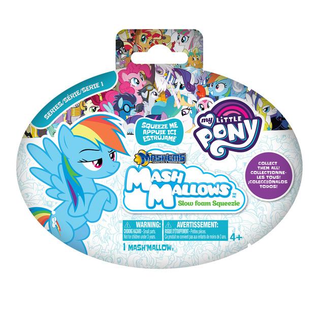 My Little Pony: Mash-Mallows Figure - (Blind Bag)