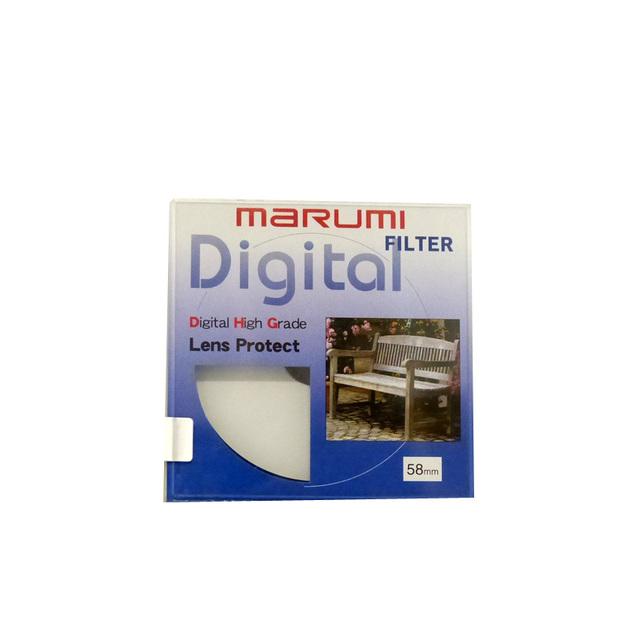 Marumi DHG Circular Polarising Filter 58mm
