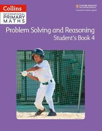 Problem Solving and Reasoning Student Book 4 by Collins image